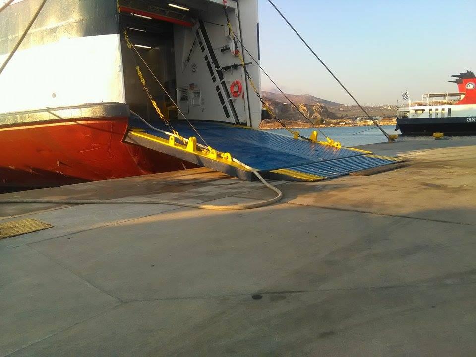 Αποτέλεσμα εικόνας για μετακινηση αμεα με πλοια